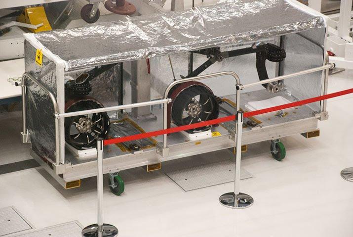nasa rover construction - photo #29